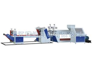 JSDP系列多层共挤塑料片材机组